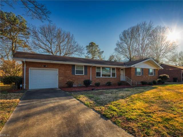 4509 Buckingham Dr, Portsmouth, VA 23703 (#10363642) :: Berkshire Hathaway HomeServices Towne Realty