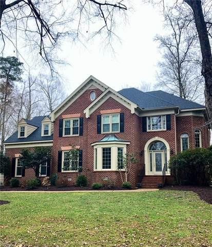 121 Jeffersons Hundred, James City County, VA 23185 (MLS #10363648) :: AtCoastal Realty