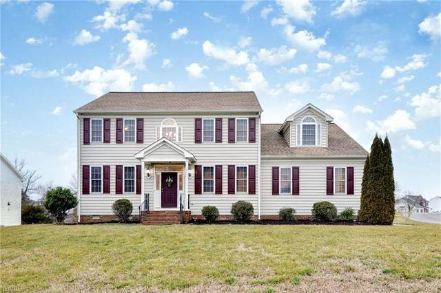 8400 Torbay Bnd, James City County, VA 23188 (#10363660) :: Berkshire Hathaway HomeServices Towne Realty