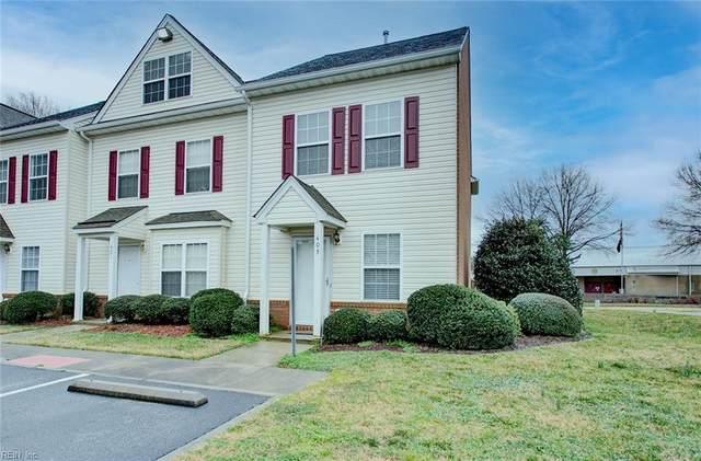 403 Georgetown Loop, Newport News, VA 23608 (#10363673) :: The Bell Tower Real Estate Team
