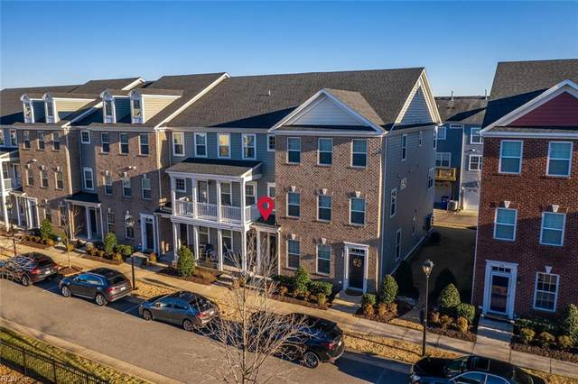 322 Fountain Way #98, Hampton, VA 23666 (#10363702) :: Berkshire Hathaway HomeServices Towne Realty