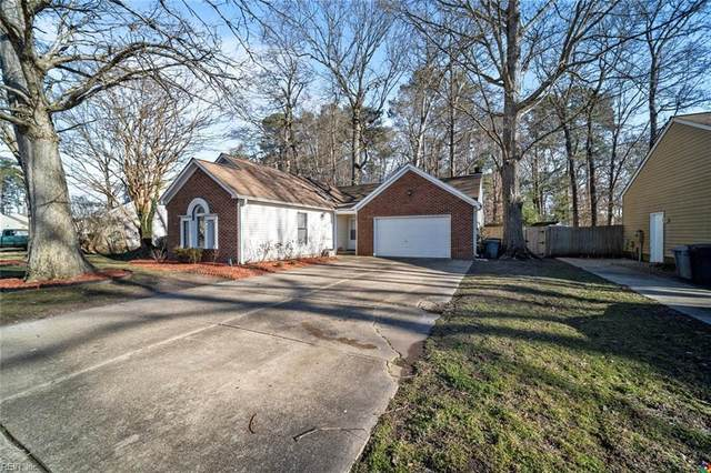 19 Michaels Woods Dr, Hampton, VA 23666 (#10363703) :: Atlantic Sotheby's International Realty