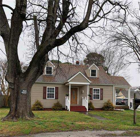 4 Eustis St, Portsmouth, VA 23701 (#10363707) :: Berkshire Hathaway HomeServices Towne Realty