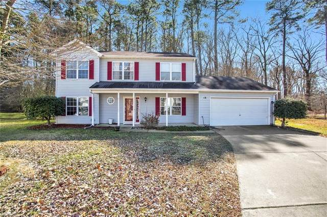 18 Applewood Dr, Hampton, VA 23666 (#10363769) :: The Bell Tower Real Estate Team