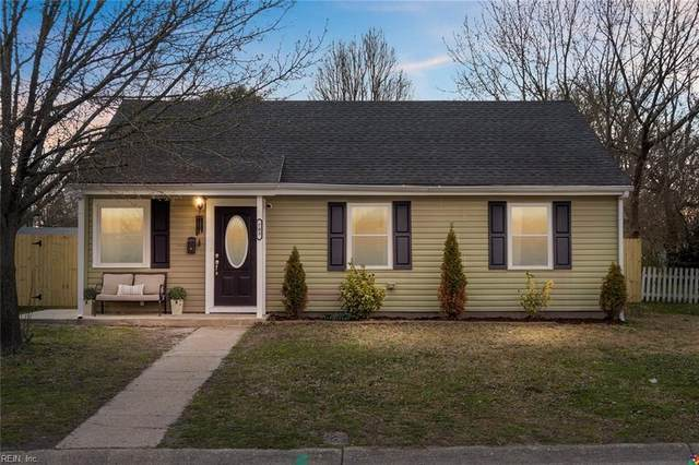 703 Windy Rd, Chesapeake, VA 23325 (#10363782) :: Berkshire Hathaway HomeServices Towne Realty