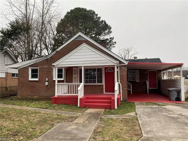 613 Maryland Ave, Hampton, VA 23661 (#10363800) :: Berkshire Hathaway HomeServices Towne Realty