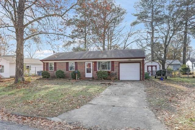 214 Belray Dr, Newport News, VA 23601 (#10363926) :: Berkshire Hathaway HomeServices Towne Realty