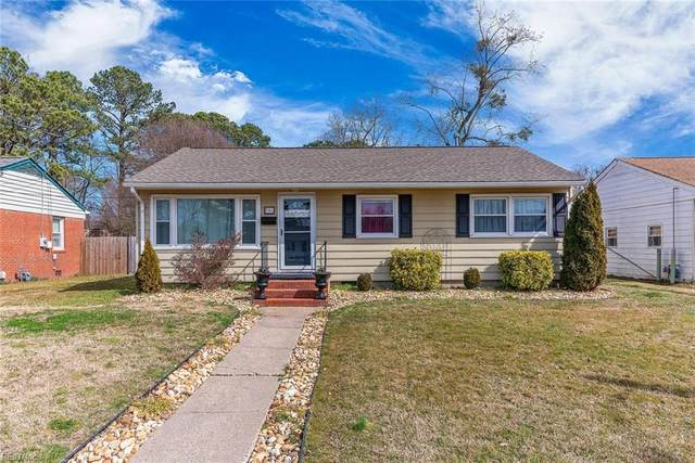 306 Dover Rd, Hampton, VA 23666 (#10363933) :: Seaside Realty