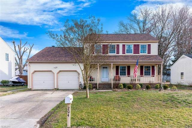204 Lakeview Dr, Newport News, VA 23602 (#10363957) :: Berkshire Hathaway HomeServices Towne Realty