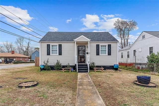 418 Craven St, Hampton, VA 23661 (#10363981) :: Berkshire Hathaway HomeServices Towne Realty
