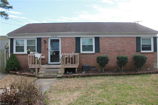 23 Scott Dr, Hampton, VA 23661 (#10363986) :: Tom Milan Team