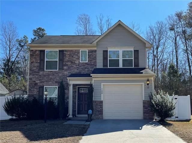 108 Emma Rose Ct, York County, VA 23185 (#10363993) :: Berkshire Hathaway HomeServices Towne Realty