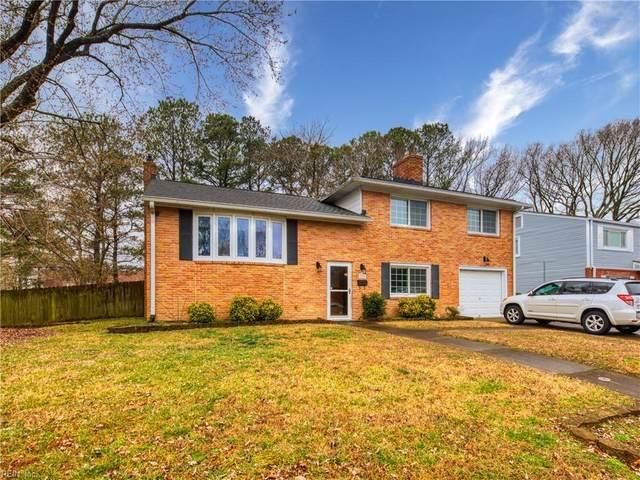 119 Waltham St, Hampton, VA 23666 (#10364004) :: Berkshire Hathaway HomeServices Towne Realty