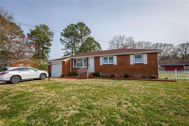 1524 Boxwood Dr, Chesapeake, VA 23323 (#10364009) :: Berkshire Hathaway HomeServices Towne Realty
