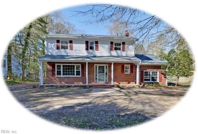203 Pinehurst Dr, York County, VA 23692 (#10364020) :: The Bell Tower Real Estate Team
