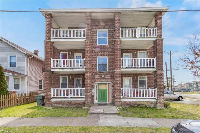 869 W 35th St #2, Norfolk, VA 23508 (#10364036) :: Verian Realty
