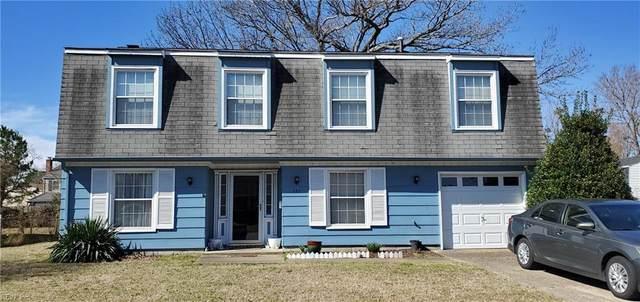 131 Brinkman Dr, Hampton, VA 23666 (#10364038) :: Encompass Real Estate Solutions