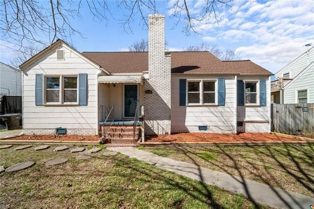 3716 Kingman Ave, Portsmouth, VA 23701 (#10364046) :: Abbitt Realty Co.