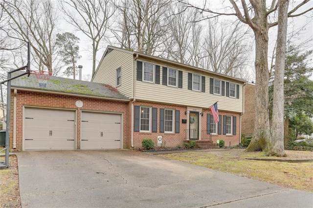 2628 Marrow Dr, Newport News, VA 23606 (#10364052) :: Encompass Real Estate Solutions