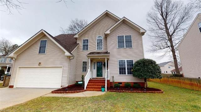 2811 Bedstone Cir, Chesapeake, VA 23323 (#10364066) :: Crescas Real Estate