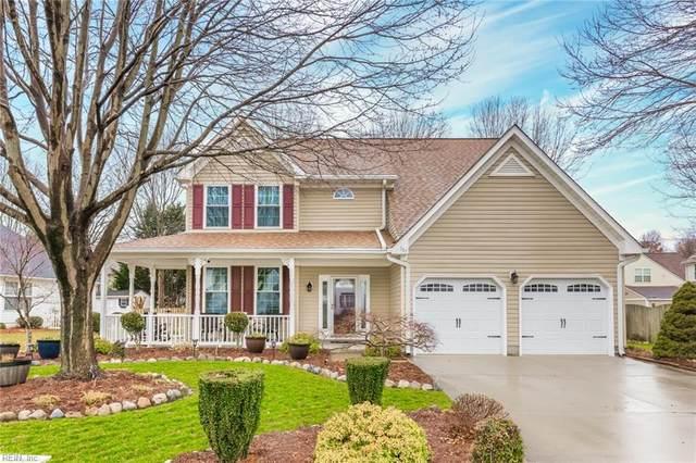 207 Clay Pipe Ln, Hampton, VA 23666 (#10364067) :: The Kris Weaver Real Estate Team