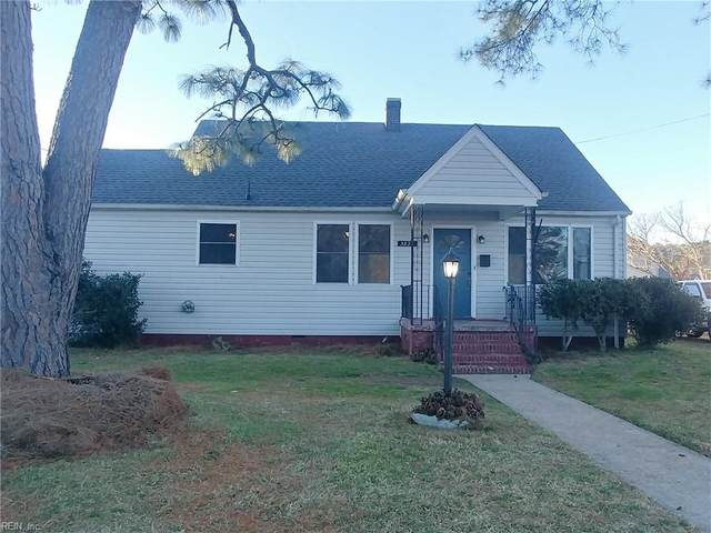3820 Kingman Ave, Portsmouth, VA 23701 (#10364071) :: Berkshire Hathaway HomeServices Towne Realty