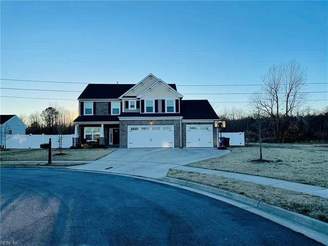 3500 Kathys Way, Chesapeake, VA 23323 (#10364074) :: Berkshire Hathaway HomeServices Towne Realty