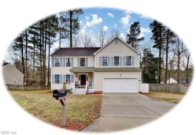 4024 Mill Dam Ct, James City County, VA 23188 (#10364093) :: RE/MAX Central Realty