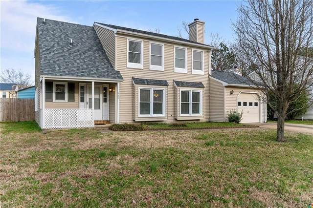908 Northwood Dr, Virginia Beach, VA 23452 (#10364102) :: Tom Milan Team
