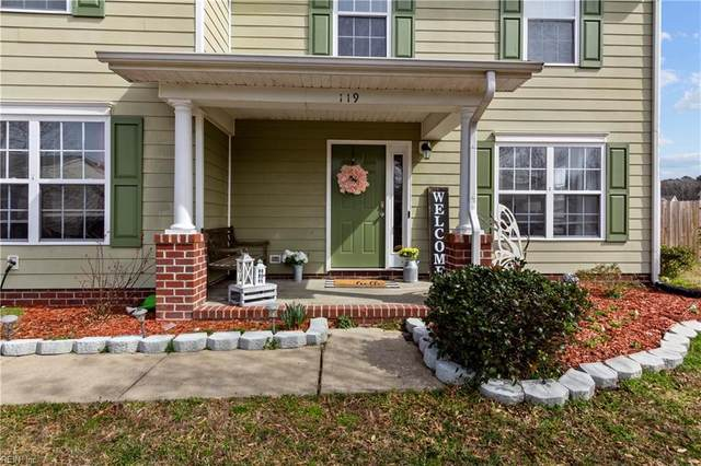 119 Rochdale Ln, Suffolk, VA 23434 (#10364141) :: Rocket Real Estate