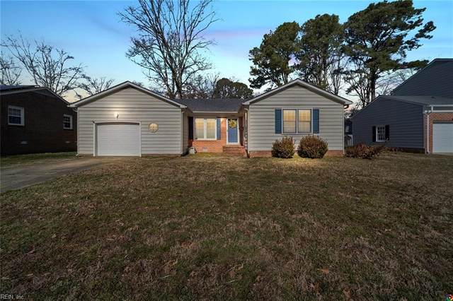 105 Quaker Rd, Hampton, VA 23669 (MLS #10364168) :: AtCoastal Realty