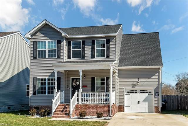 19 Temple St, Portsmouth, VA 23702 (#10364170) :: Encompass Real Estate Solutions
