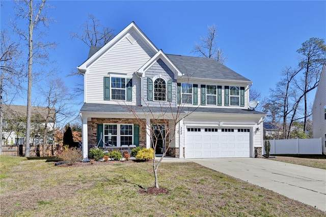 225 Mayberry Ct, Newport News, VA 23601 (#10364175) :: Berkshire Hathaway HomeServices Towne Realty