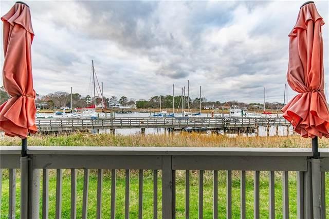 1024 Porte Harbour Arch #102, Hampton, VA 23664 (#10364187) :: Berkshire Hathaway HomeServices Towne Realty