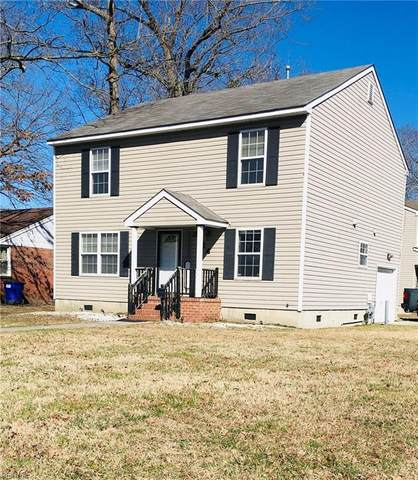 8364 Old Ocean View Rd, Norfolk, VA 23518 (#10364205) :: Verian Realty