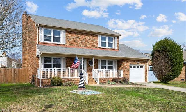 210 Fairmont Dr, Hampton, VA 23666 (#10364213) :: Crescas Real Estate