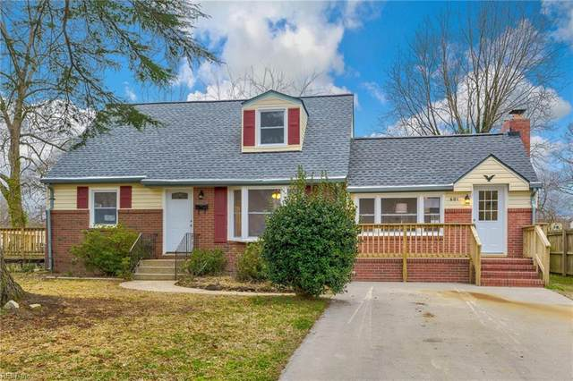 601 Tyson Rd, Virginia Beach, VA 23462 (#10364220) :: Verian Realty