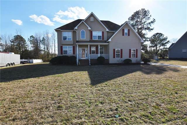 10448 Sylvia Cir, Isle of Wight County, VA 23487 (#10364259) :: The Bell Tower Real Estate Team