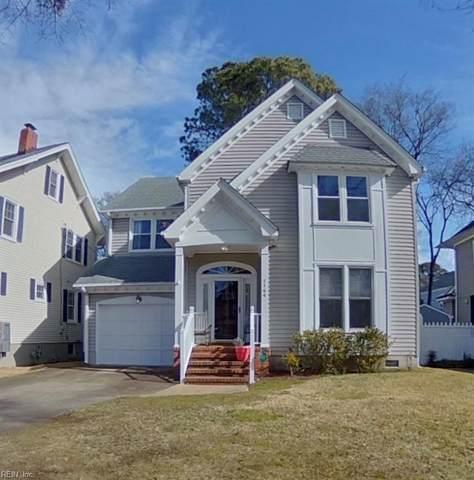 1144 Jamestown Cres, Norfolk, VA 23508 (#10364261) :: Verian Realty
