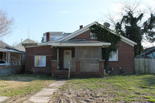 3213 Downes St, Portsmouth, VA 23704 (#10364306) :: Verian Realty