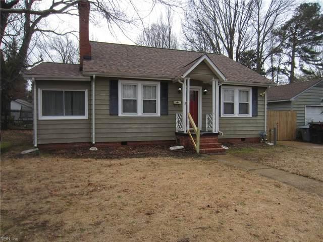 3406 Kenmore Dr, Hampton, VA 23661 (#10364360) :: Berkshire Hathaway HomeServices Towne Realty