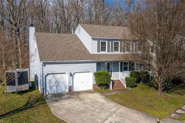 116 Watts Dr, Hampton, VA 23666 (#10364387) :: Berkshire Hathaway HomeServices Towne Realty