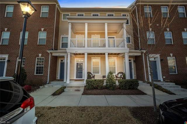 215 Fountain Way Lot 30, Hampton, VA 23666 (#10364398) :: The Bell Tower Real Estate Team