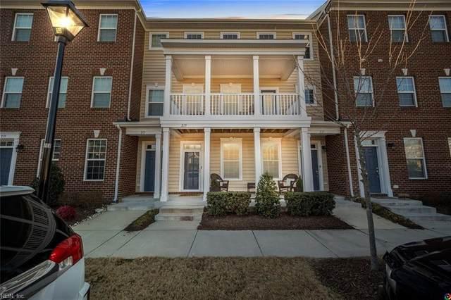 215 Fountain Way Lot 30, Hampton, VA 23666 (MLS #10364398) :: AtCoastal Realty