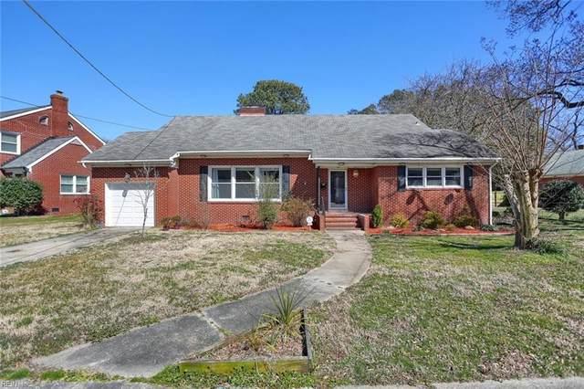 102 Cumberland Ave, Hampton, VA 23669 (#10364409) :: Berkshire Hathaway HomeServices Towne Realty