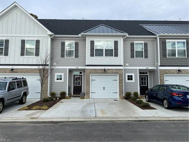 5305 Sports Club Rn #403, Suffolk, VA 23435 (#10364422) :: Tom Milan Team