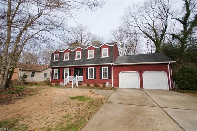 107 Larchwood Rd, York County, VA 23692 (#10364443) :: Abbitt Realty Co.