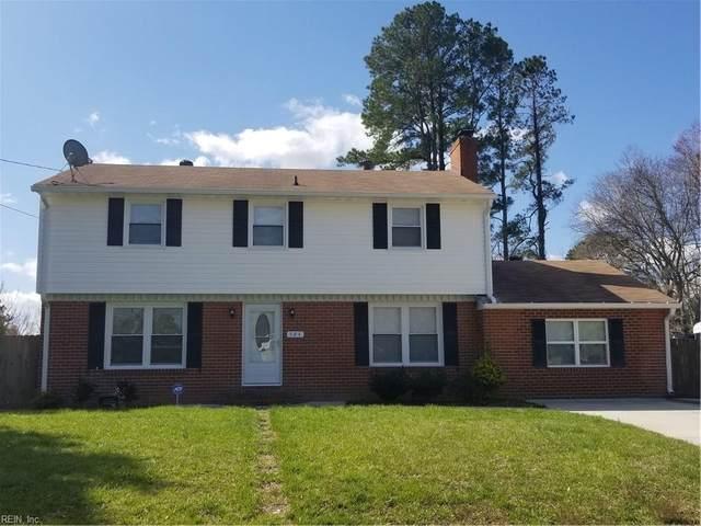 504 Summit Ridge Dr, Chesapeake, VA 23322 (#10364465) :: Kristie Weaver, REALTOR