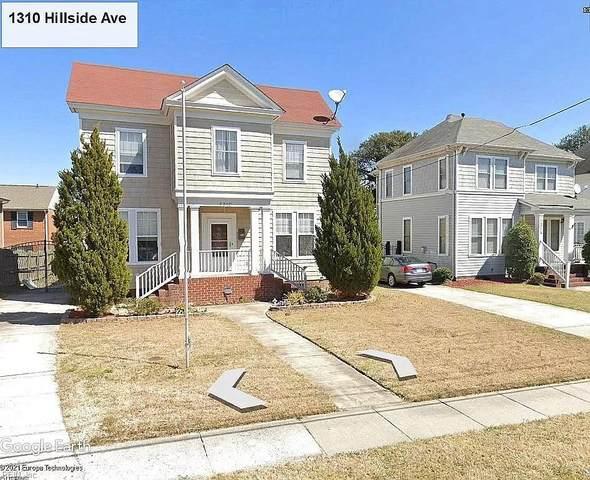 1310 Hillside Ave, Norfolk, VA 23503 (#10364491) :: Abbitt Realty Co.