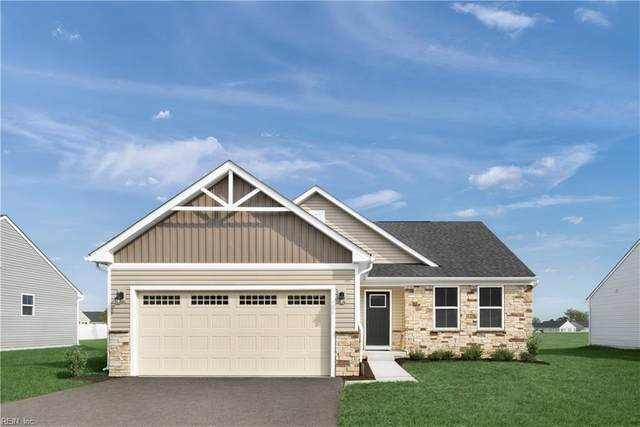 LOT 99 Nolan Rn, Gloucester County, VA 23061 (#10364495) :: The Bell Tower Real Estate Team